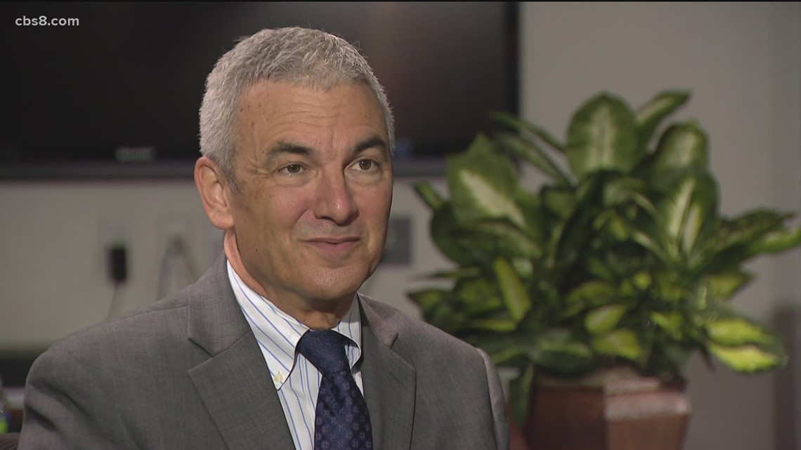 Ready to Reopen: News 8 sits down with Dr. Eric McDonald