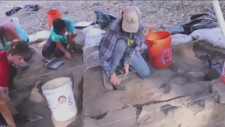 Archaeologist finds camp of San Diego's first Black homesteader