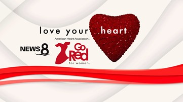 Go Red 2020: Support our fight against heart disease