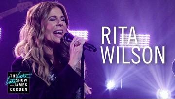 Rita Wilson performs 'Throw Me a Party'