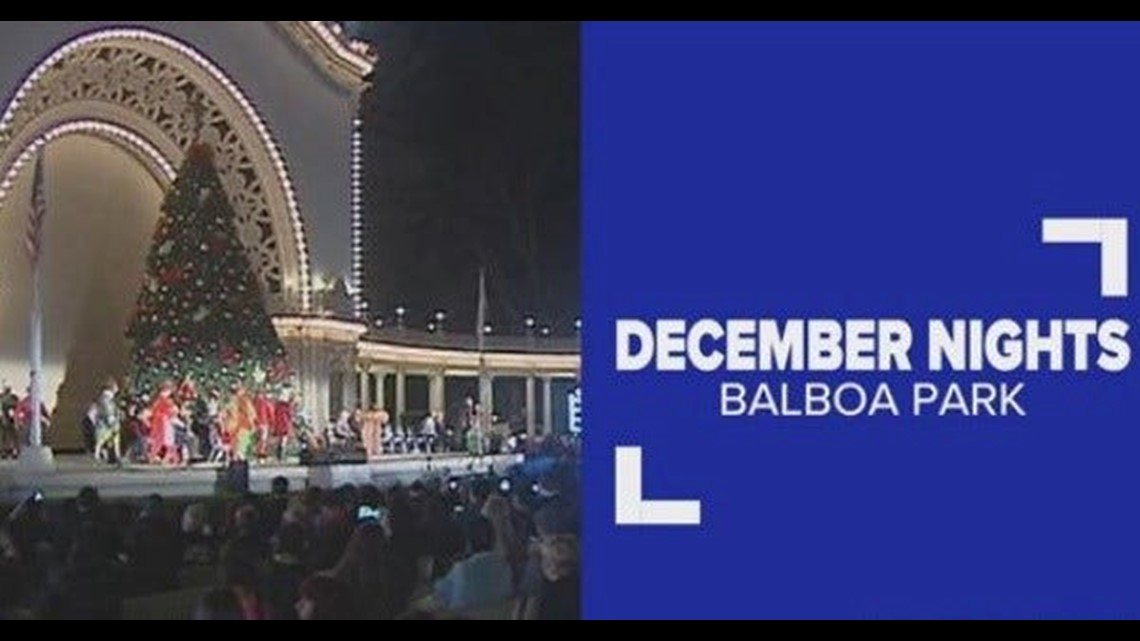 'Tis the season: Everything you need to know about 42nd-annual December Nights in Balboa Park