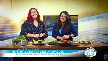 Delicious dishes with Chef Claudia Sandoval