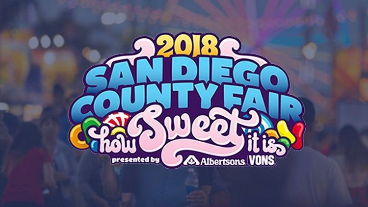 Kick off the summer at the San Diego County Fair