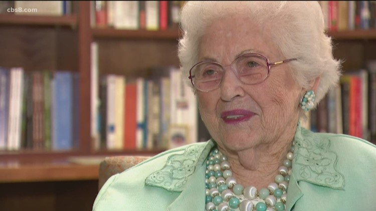 Honor Flight: 100-year-old veteran and author to take a trip of a lifetime