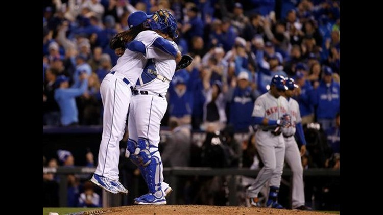 914749123 Heat is on  Mets need it from Noah in Game 3 at home. Unable to stifle the  stubborn Kansas City Royals ...