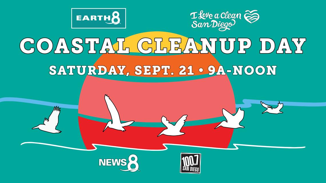 I Love a Clean San Diego's 35th annual Coastal Cleanup Day