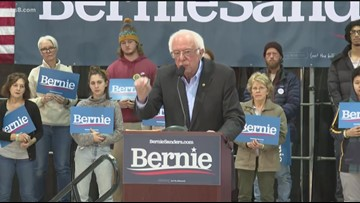 Why is Bernie Sanders so popular with young voters?