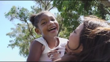 5-year-old Na'Lyhia wants to bring laughter and joy to a forever home