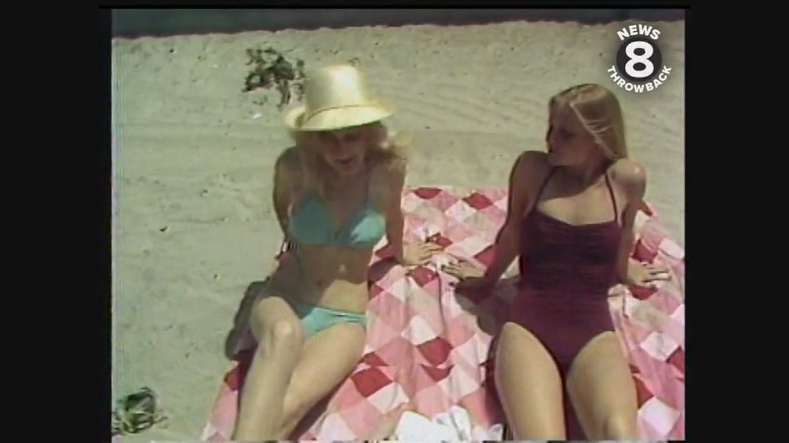 News 8 goes in search of what's 'hot' and 'not' in San Diego in 1979