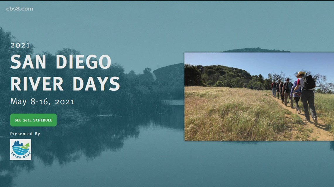 San Diego River Park Foundation holding River Days to keep the county clean