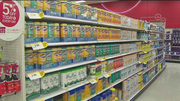 Your Stories: Why can't I find Lysol or Clorox products?