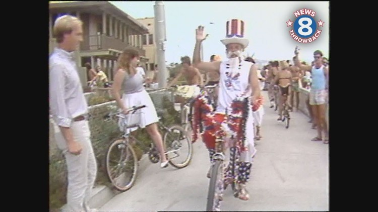 News 8 Throwback: Fourth of July in America's Finest City