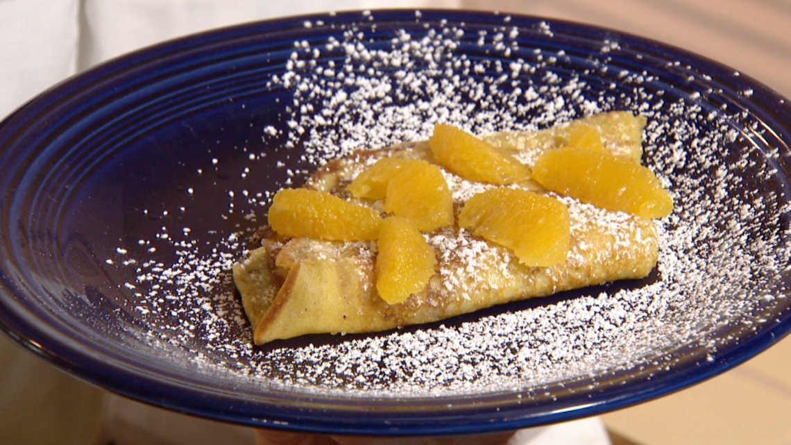 Cooking with Styles: Crepes
