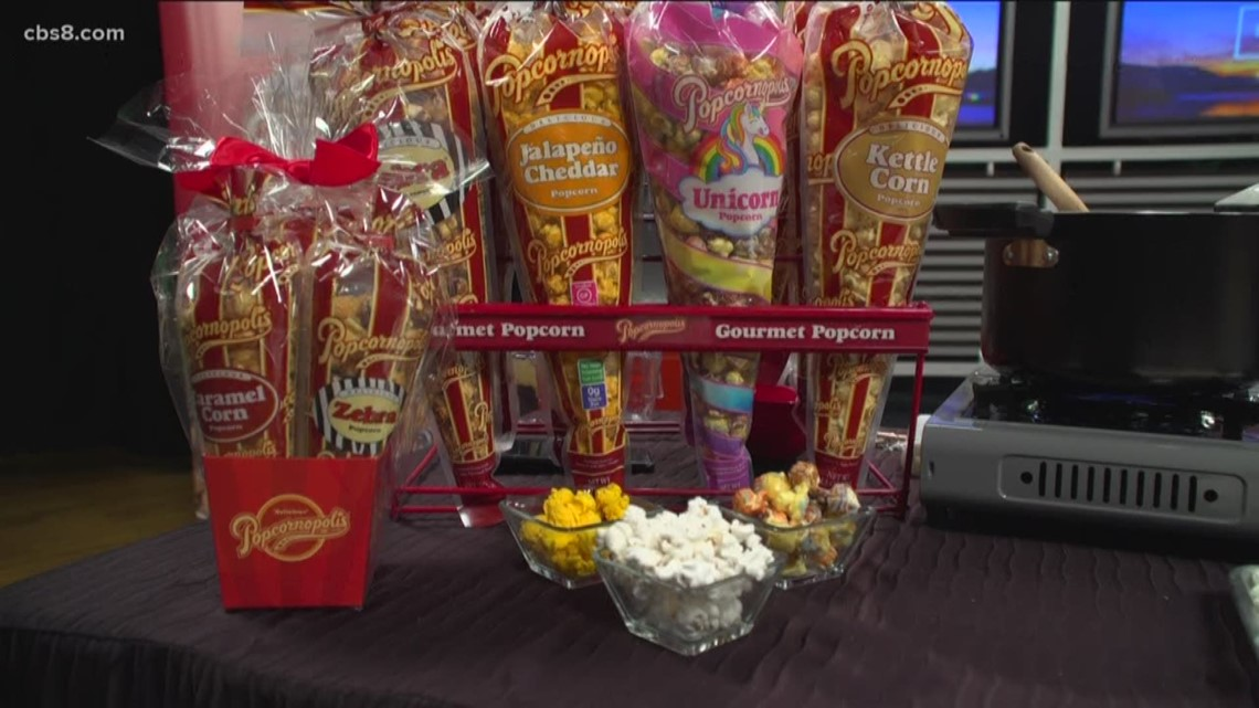 Celebrate National Popcorn Day by winning free popcorn for a year