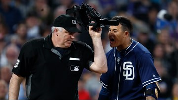 MLB: Umpire union tweet about Machado was 'inappropriate'