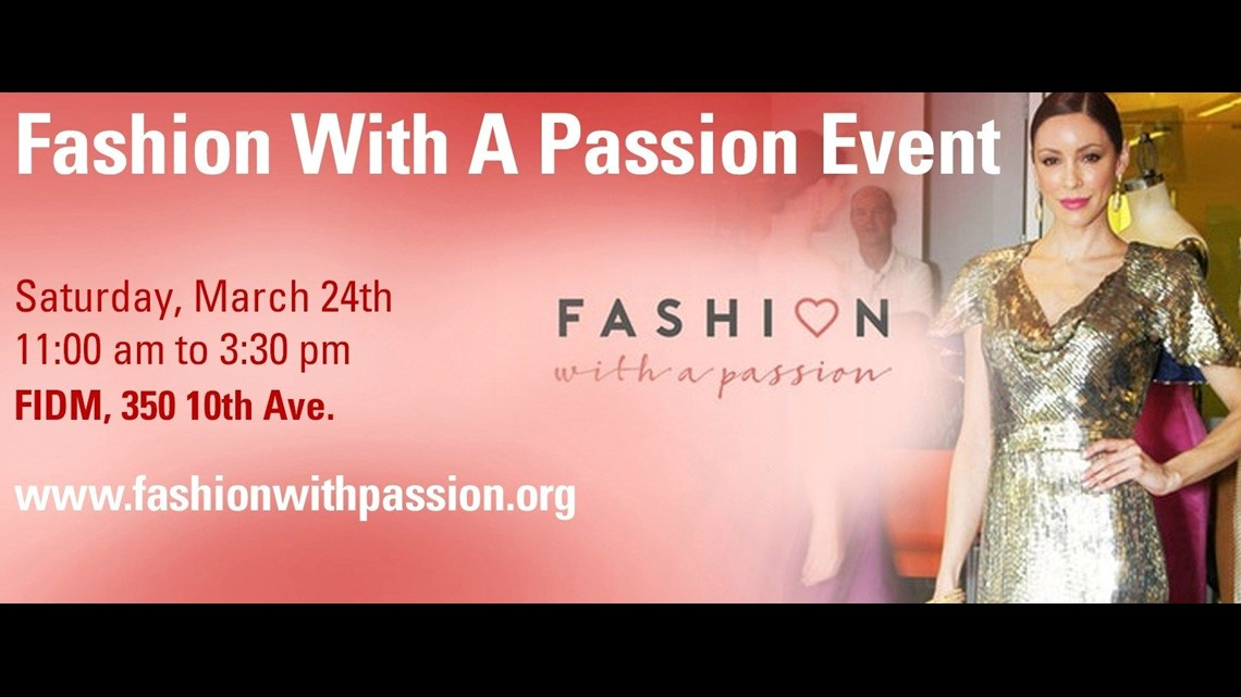 Fashion With A Passion Upcoming Fundraiser Benefits Make A Wish San Diego Cbs8 Com
