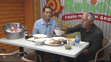Zevely Zone: Ralph Rubio gives Jeff a class on good San Diego eats