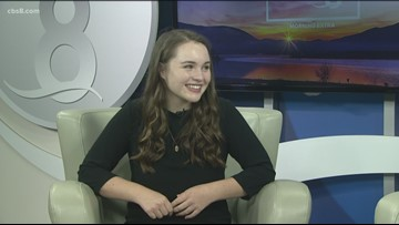 Encinitas teen makes Team Blake on The Voice