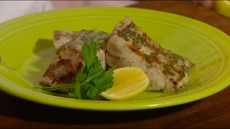 Cooking with Styles: Grilled Yellowtail