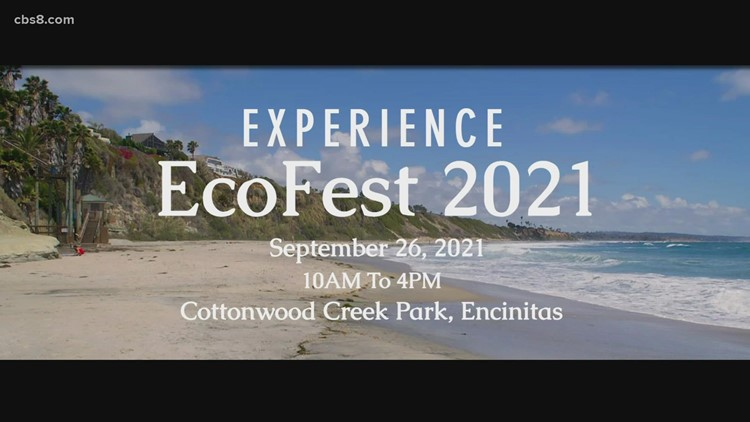 Celebrate sustainable living at Ecofest Encinitas