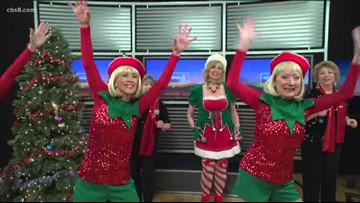 How senior citizens in San Diego County are singing away the holiday blues