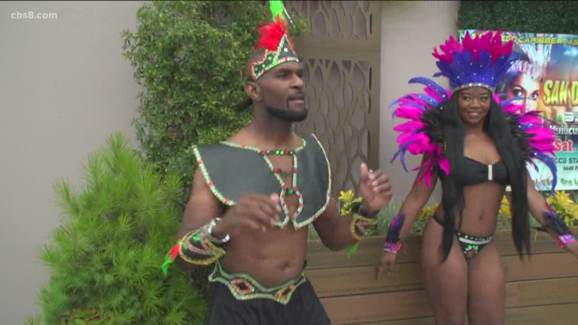 San Diego West Coast Multicultural Carnival & Festival kicks off Saturday