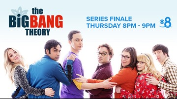 """How to watch """"The Big Bang Theory"""" finale"""