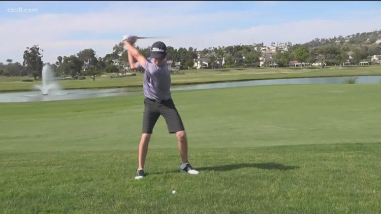 La Costa Canyon freshman wins state title in golf