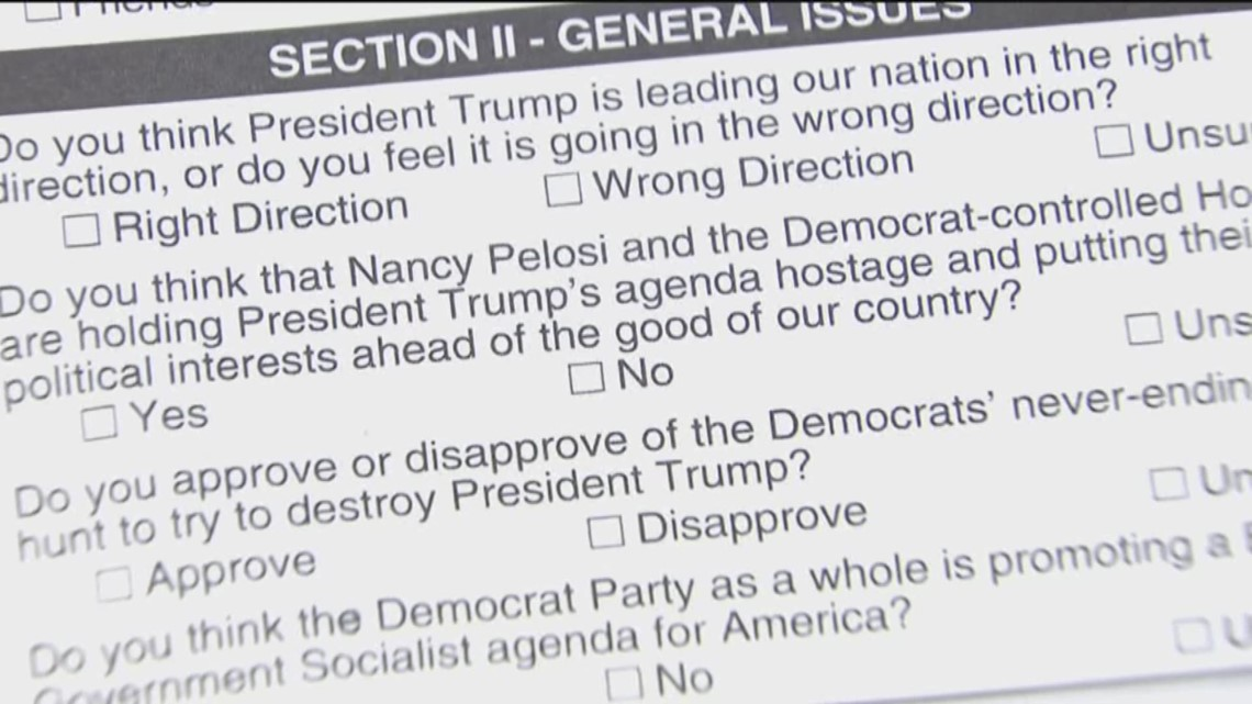 Your Stories: RNC mailer looks like 'imitation census' form