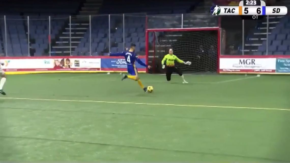 San Diego Sockers aiming for 15th consecutive championship