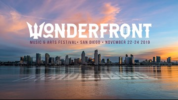 San Diego's Wonderfront music festival kicks off next week