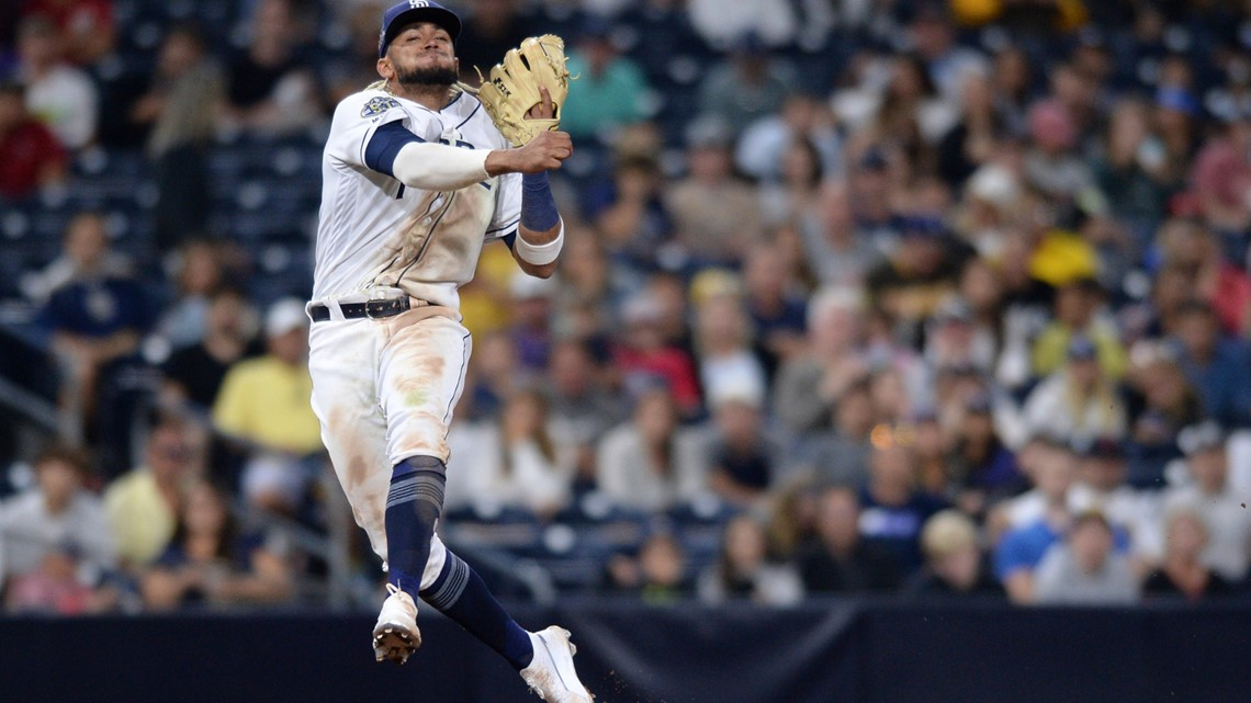 Padres' Tatis 'most likely' done for season with back injury