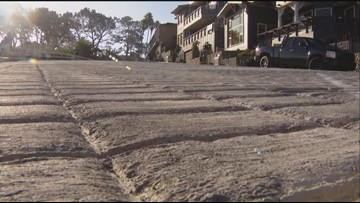 Coast Blvd reopens after repairs in La Jolla