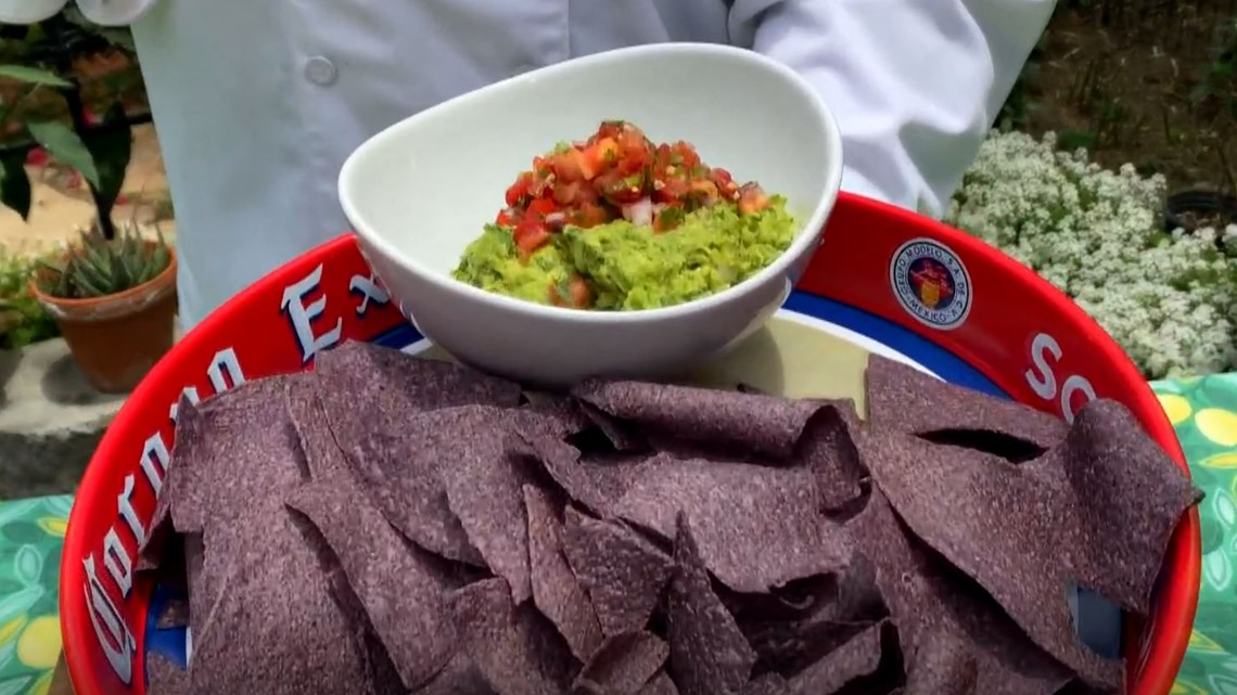 Cooking with Styles: Guacamole