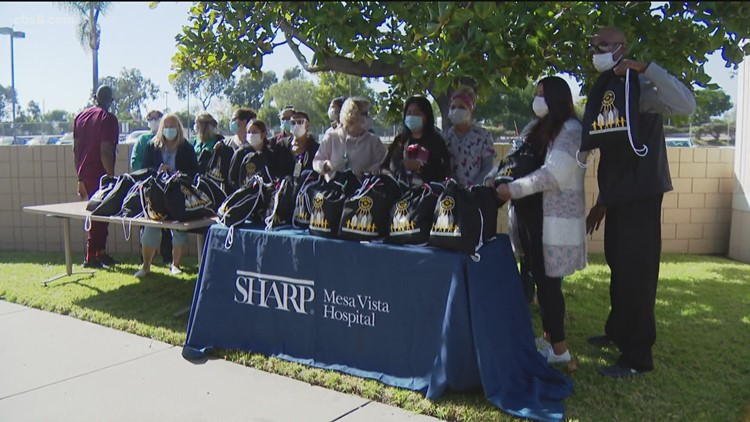 San Diego kids thank healthcare workers in fight against COVID-19