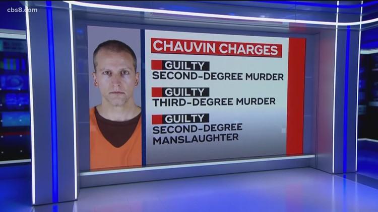 How long will Derek Chauvin go to prison for George Floyd's murder?