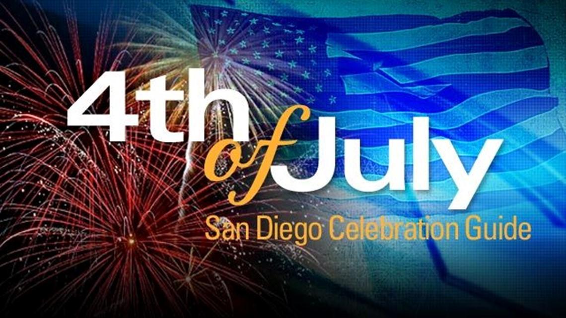 4th of July 2018: Celebrations around San Diego