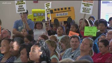 Oceanside schools see bus cuts