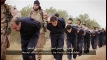 Europeans have prominent role in beheading video | cbs8 com