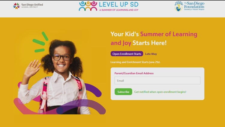Summer school camp   Districts countywide expanding summer programs to all students to make up for learning and social losses