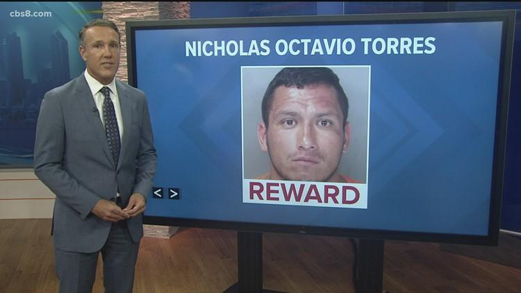 Wanted: Nicholas Octavio Torres