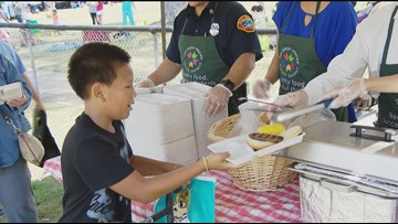 Summer Fun Cafe: A free BBQ event for kids and teens