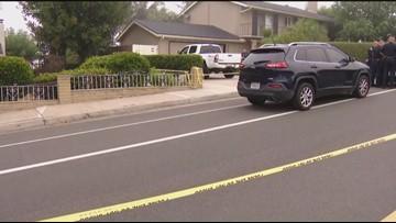 Intruder killed, homeowner injured in San Carlos home invasion