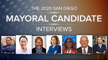 The 2020 San Diego Mayoral candidate interviews
