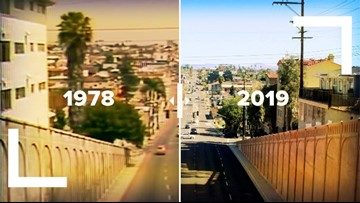 News 8 Throwback: 40-year challenge shows San Diego neighborhoods then and now