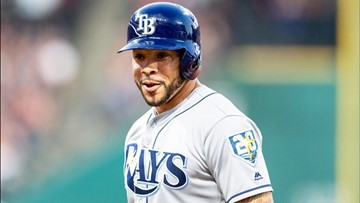 Padres reportedly trading Renfroe, Edwards for Tampa Bay's Tommy Pham