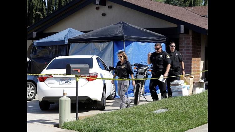 golden state killer investigators
