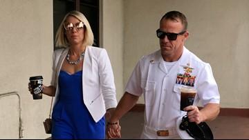 Defense presents case in trial of Navy SEAL accused of murder, war crimes