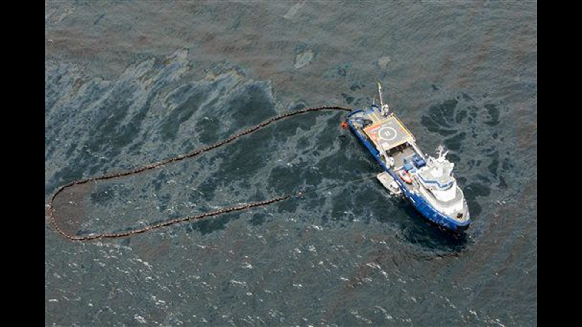Federal oil spill recovery plans still awaiting action 1