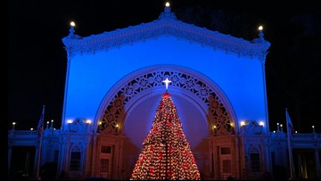 Watch Live: San Diego to kick off 42nd annual December Nights holiday festival at Balboa Park